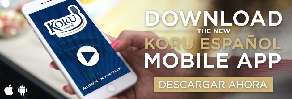KORU Radio On The Go | Download Today!