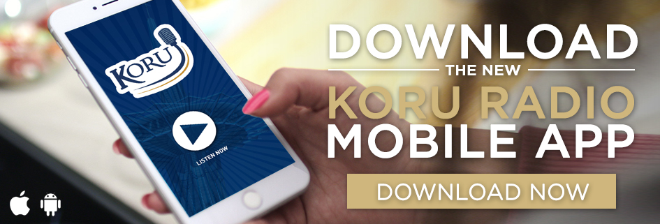 KORU Radio On The Go | Download Today!